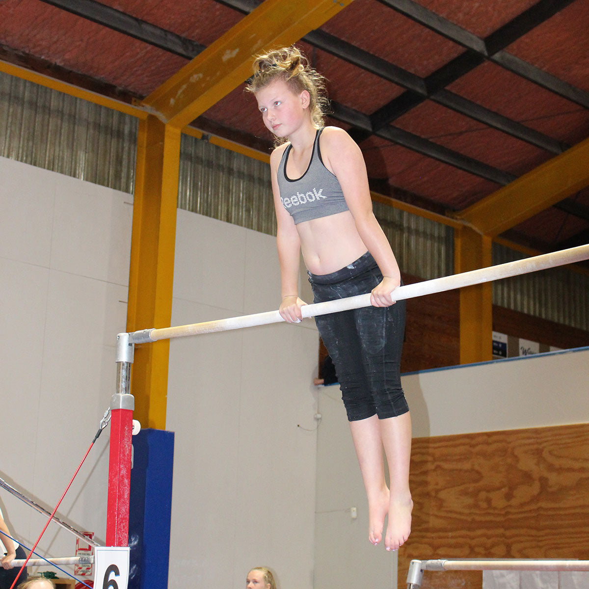 Advanced Girls Non Competitive Gymnastics