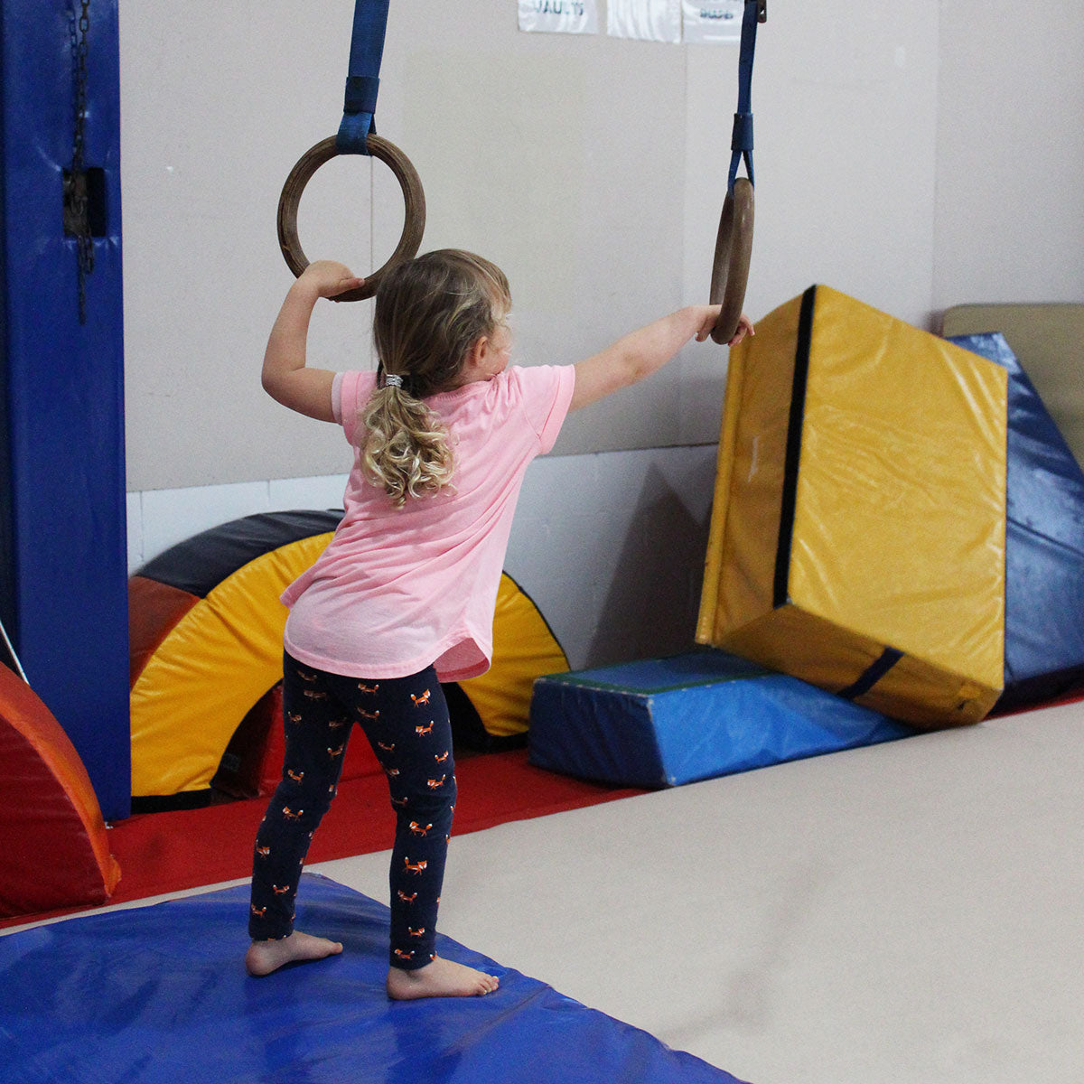 Preschool Gymnastics Classes
