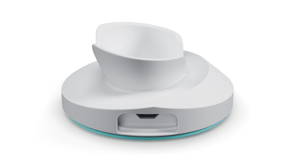 Amabrush Wireless Charging Station Left