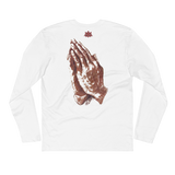 Keep God Close w/Prayer Hands Long Sleeve