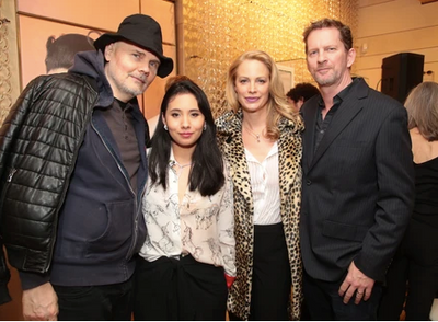 Beverly Hills Courier - BVLGARI Hosts Eastwood Ranch Foundation and Maison Atia
