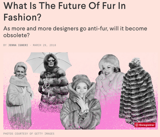 NYLON - What Is The Future Of Fur In Fashion?