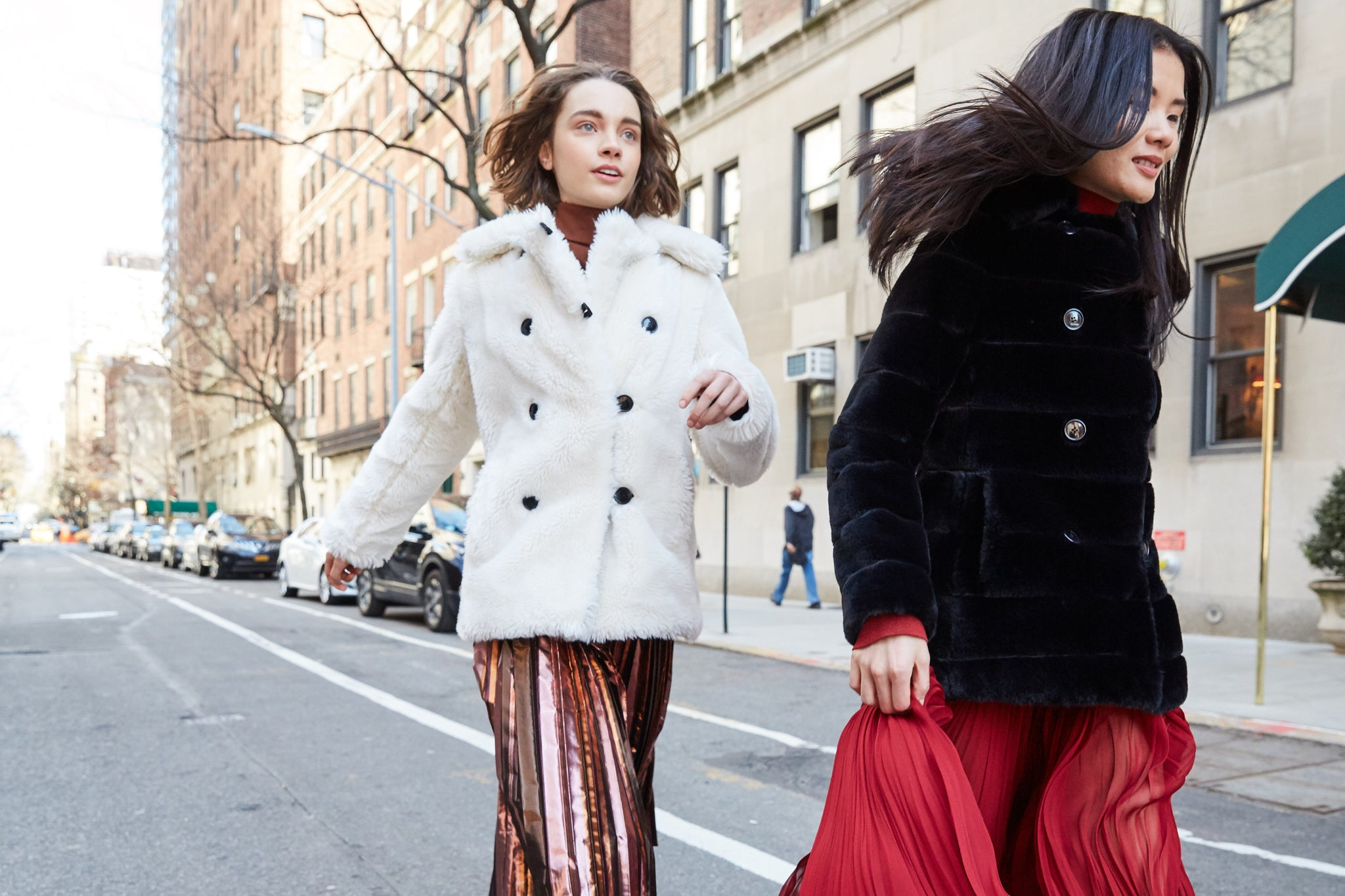 Fall Winter 18 Colette Coats