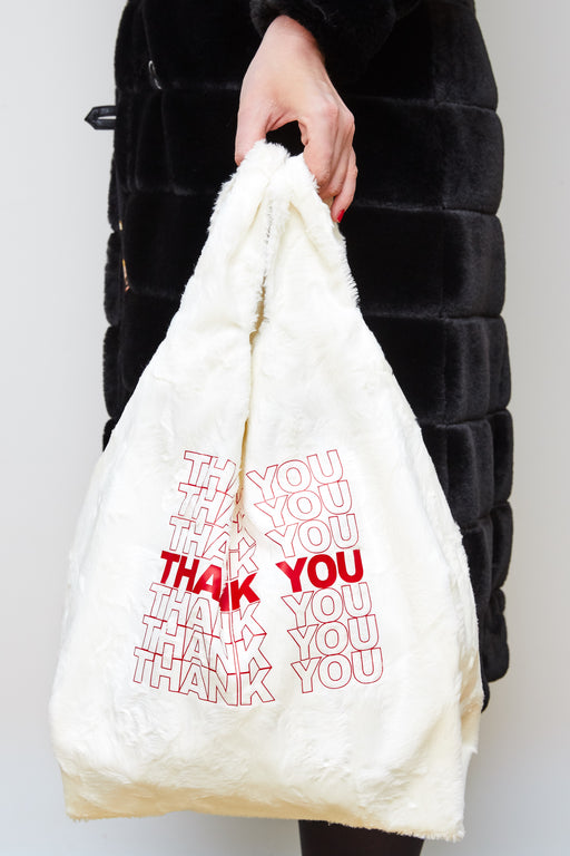 """THANK YOU"" Bag"