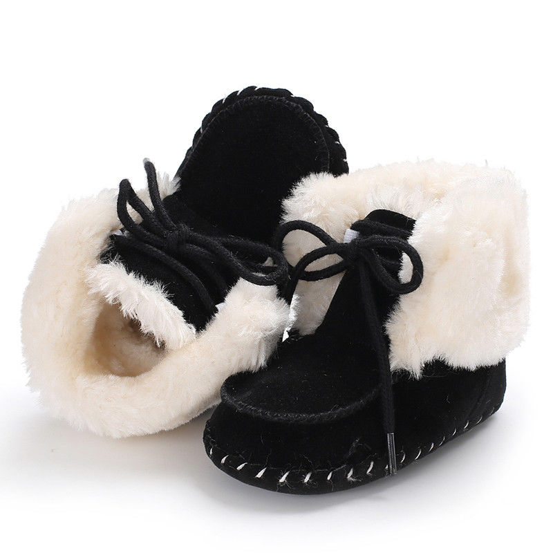 Winter Toddler Baby Boy Girl Cute Casual Warm Snow Boots ...