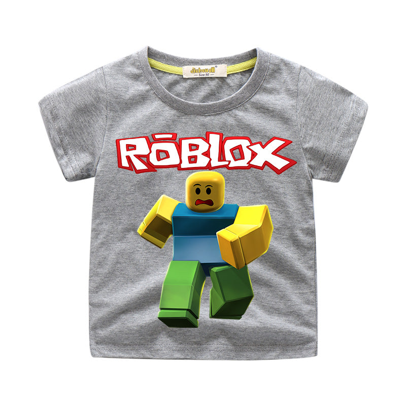 The Colony Roblox Drop Children Roblox Game T Shirt Clothes Boys Summer Clothing Girls S Firstlook