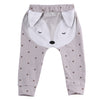 Cute Baby Harem Pants Sport Loose Trousers Baby Boys Girls Fox Bottom Harem Pants Leggings Pants Trousers 0-24M