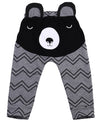 Summer Kids Baby Boys Girls Animal Pattern Leggings Harem PP Pants Trousers 0-2Y