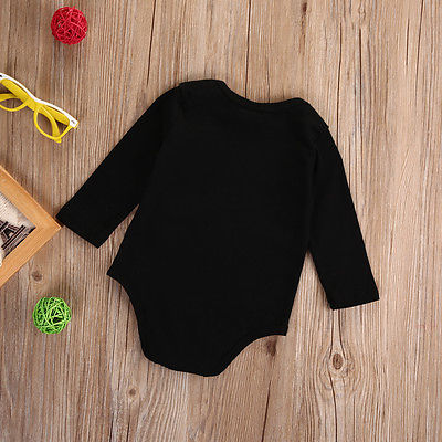 Autumn Baby Kids Boy Girl Infant Long Sleeve Romper Cotton Jumpsuit Clothes Outfit Set