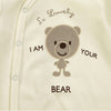New Arrival 100% Pure Cotton Baby Rompers Girl Boy Baby Pajamas Cute Bear Newborn Next Jumpsuits & Rompers Baby Product