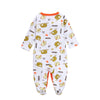 Nest Baby Clothes Boy Spring Autumn 0-12 M Baby Romper Unisex Winter Bear Printed Born Baby Clothing