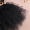 Girls Set Black Layered Tutu Dress Clothing Sets clothing sets girls clothes