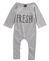 Baby Boys Girls Rompers Fresh Girl Boy Romper For Children Toddler Jumpsuit Clothing