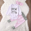 Baby girls Boys sets fall Autumn Kids Baby Boys Girls Deer Outfits Clothes Romper T Shirt+Pants Set