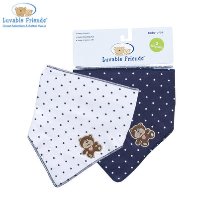 Unisex Cotton Baby Bibs Towel Fashion Animal Bibs & Burp Cloths Friends Baby Bib Waterproof
