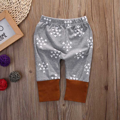 New baby boy clothing set long sleeved Deer printing t-shirt+pants +hat fashion baby boys clothes newborn infant 3pcs suit