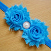 1pcs Cute Baby Girl Headband Kid Toddler Headband Lace Flower Hairband 10 Colors