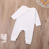 born Infant Baby Boy Girl Long Sleeve Cotton Romper little sister Printing Jumpsuit Kids Clothes Outfit