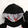Spring Autumn Kids Baby Girl Boy Fox fox printing Hoodies Sweatshirt Pants Outfits