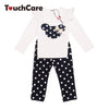 Girls Clothing Sets Kids Clothes T Shirt Leggings Pants Baby Kids Cute Cartoon Suits Children Clothes Tops Suit