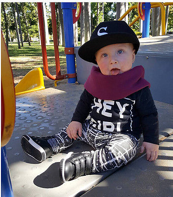 Newborn baby Boys clothes long sleeve Letter t-shirt+Geometric pants kids 2pcs suit baby boy clothing sets infant clothing