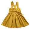 Sunsuit Infant Kid Baby Girls Summer bow-knot Sleeveless Princess Party Tutu Dress Outfit