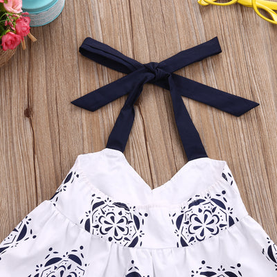 Newborn baby Girls Clothes Set Tank Top T-shirt Sleeveless Belt Shorts Infant Cute Clothing Baby Girl 2pcs Outfit Set
