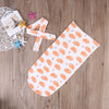 Baby Swaddle blanket Baby Swaddle+Headband born Baby Bath Towel Swaddle Blankets Multi Functions Baby Wrap
