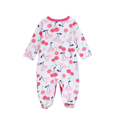 Nest Winter Baby Rompers Clothes Newborn Boy Girl 100% Cotton Long Sleeves Baby Jumpsuit Clothing Baby Products