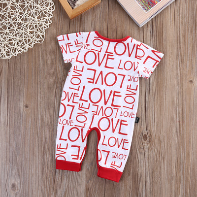 New baby clothing Letter rompers for newborns body suit kids clothes boys girls jumpsuit baby romper cotton clothing