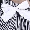 3PCS Newborn Baby Girl Clothes Summer Sleeveless Slip Romper +Striped Bloomers Bottom Outfit Toddler Kids Clothing Set