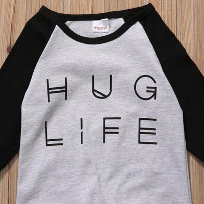 Spring Autumn Newborn Baby Boy Girl Romper Clothes Long Sleeve Cotton Babies Jumpsuit Outfit 0-24M