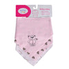 3 pcs Baby Bibs 100% Cotton High Quality Infant Triangle Cotton Towel For Boys And Girls