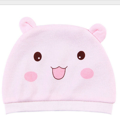 02886a8864c 7 Design 3 Colors Cute Baby Knitted Soft Warm Cotton Beanie Hat For Toddler Baby  Kids