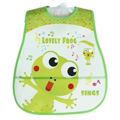 Baby Bibs EVA Waterproof Kids Bibs Feeding Saliva Towels Scarf Infant Accessories Baby Burp Cloths