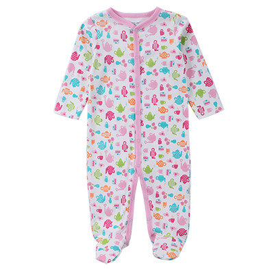 Hanging Baby Sleep N Play Baby Boy Girl pajamas Clothes Rompers blanket sleepers