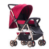 Baby Stroller Light Portable Folding Infant Sit and Lie for born Baby Carriage Four Wheels