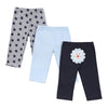 Autumn Baby Pants Cotton Girl Pants Cartoon knitted Toddler Girl Leggings Elastic Waist Pant Trousers Baby Clothes