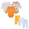 Nest Baby Boy Clothes Born Toddler Infant 0-12 Autumn/Spring Baby Rompers Baby Pants Baby Clothing