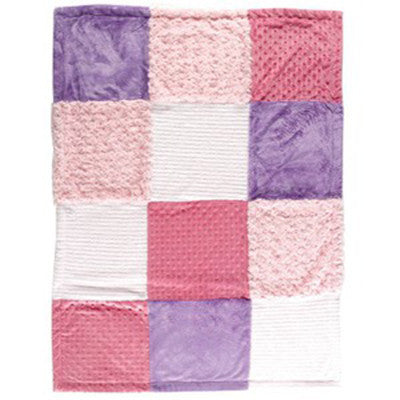 Super Soft Fleece Baby Blanket Newborn Multi Panels Manta Infant Baby Product Baby Bedding Winter
