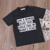 Summer Kids Printed T shirt Baby Boys Short Sleeve T-shirt Letter Printed Summer Tee Tops 1-5T