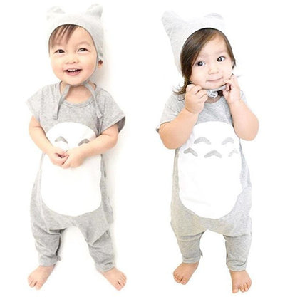 Baby Boy Clothes Cotton Newborn Baby Clothes Infant Jumpsuits Baby Girl Clothing Sets Kids Clothes