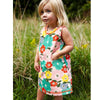 Kids Dresses for Girls Clothing Cotton Jersey Baby Girls Dress Birthday Print Robe Princess Dress Costumes