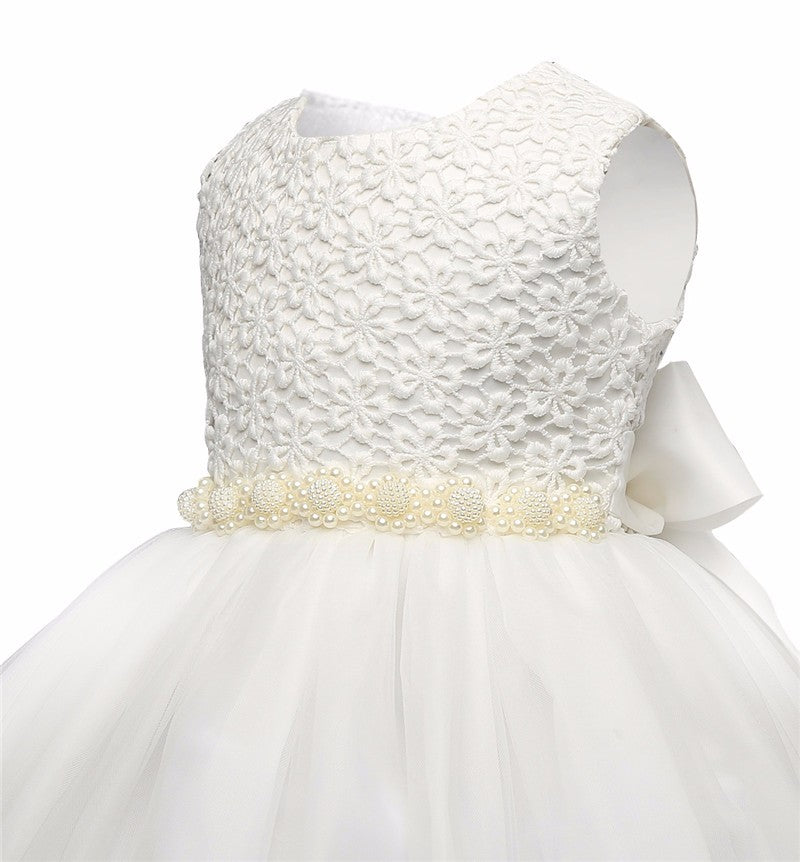 f23ac77a5 Girls Kids Lace Beautiful Dresses For Girl Wedding Gown Teenage Girl Party  Frocks Children Princess Costume
