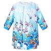 Baby Girls Dress Children Clothing Winter Girls Clothes Butterfly Printed Kids Dresses for Girls (Dress+Coat)