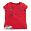 Kids Clothes Girls Cotton T-Shirts Children short Sleeve cartoon T-Shirt Clothing Baby girls Tops Costumes