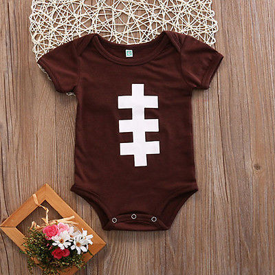 Summer Newborn Baby Girls Flower Rugby Romper Jumpsuit Outfits Sun suit Clothes