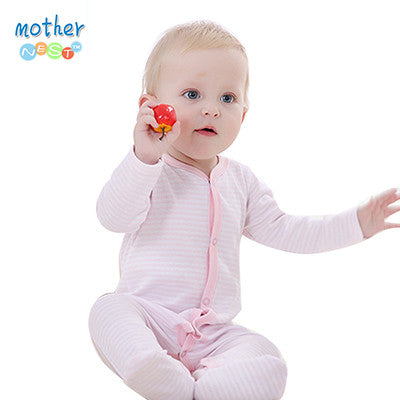 Spring Autumn Baby Romper Long Sleeves Baby Clothes Infant Clothes Cartoon Animal Jumpsuit Baby Girl Romper Baby Clothing