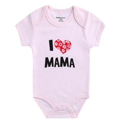 Baby Girls Bodysuit Summer Newborn Baby Girls Clothes Baby Costume Cotton Boy Clothes Birthday Dress