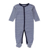 Newborn Rompers Baby Boy Clothes Long Sleeve Cotton Body Baby Girl Clothes Black Stripped Autumn Baby Romper Clothing